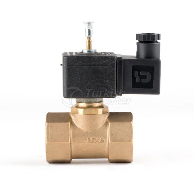 Manual Reset Gas Valve EGV-B