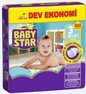 BABY STAR ADVANTAGE Midi 100