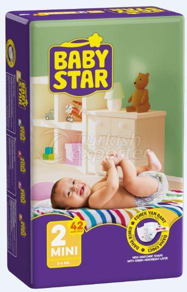 BABY STAR TWIN MINI 42 PCS