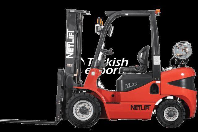 1.5t-1.8t-2t-2.5t-3t-3.5t Lpg Forklift Truck
