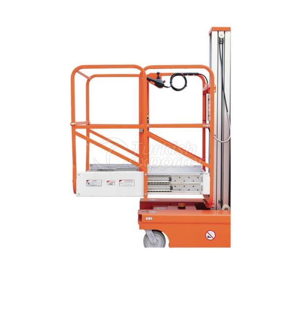 Single Mast Work Platforms NL-FEAP S 7.5