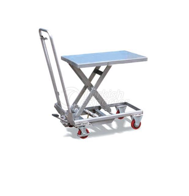 Stainless Lift Table NL-STT 10