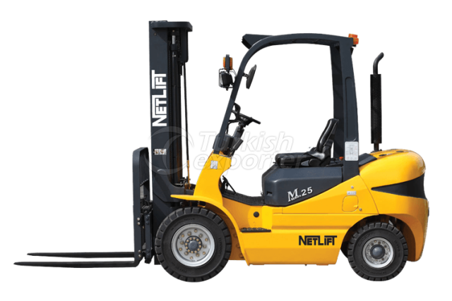 1.8t - 2.5t Diesel Forklit Truck