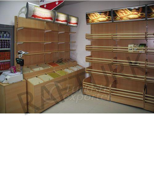 Legume Shelves