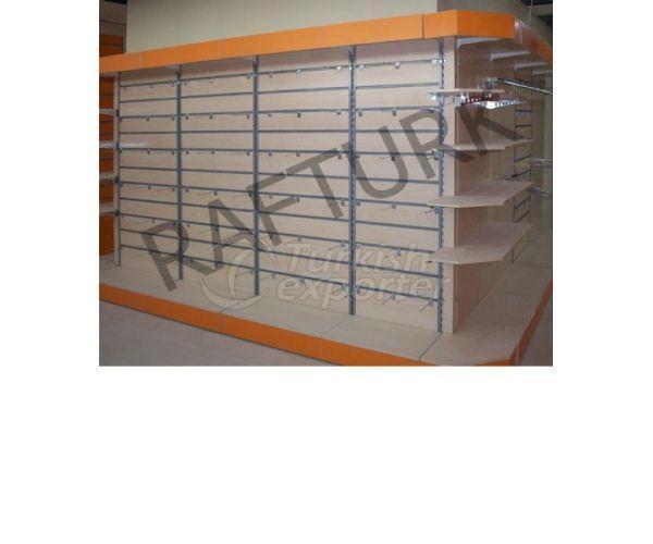 Vessel Storage Rack Systems