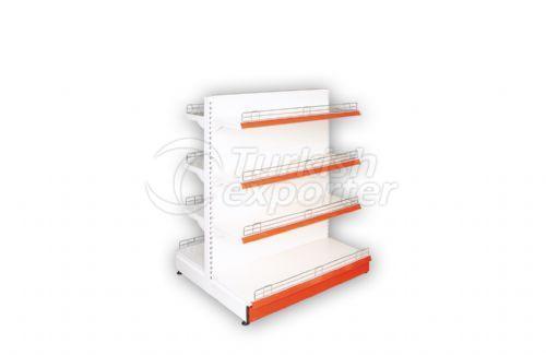 Market Shelves Gondolas