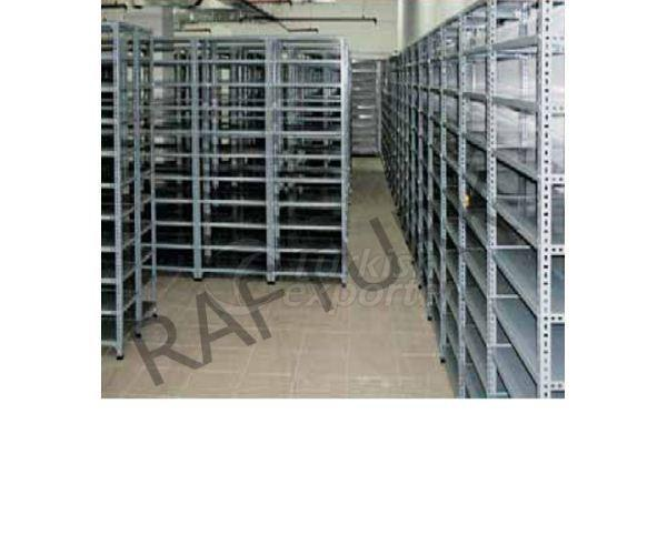 Steel Shelves With Bolt Screw