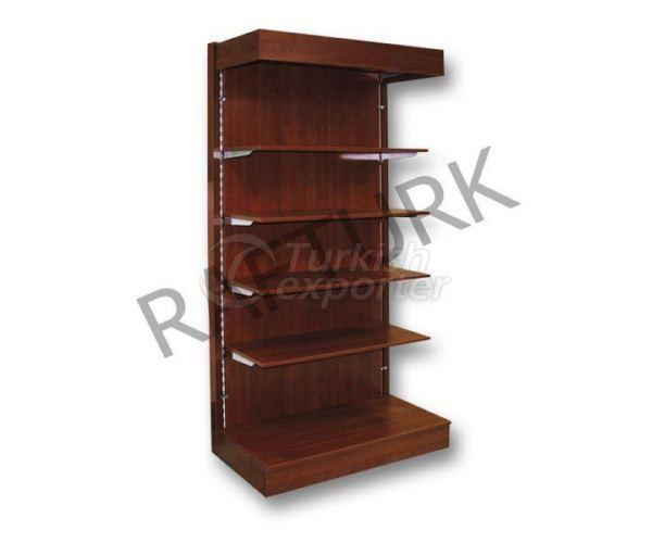 Wooden Storage Rack Units