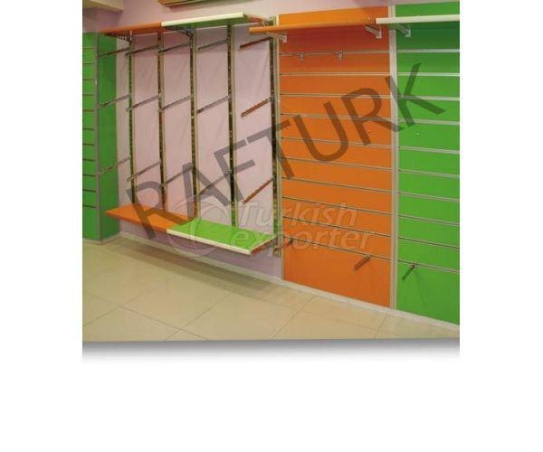 Conic Storage Rack Systems