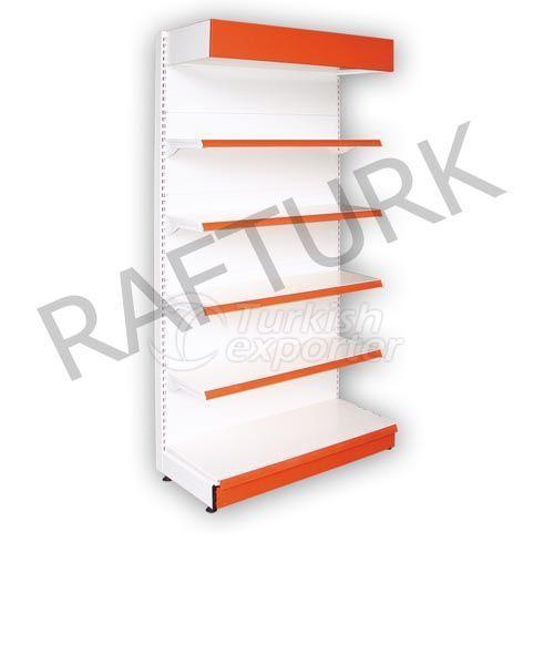 Market Shelves Wall Units