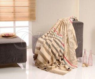 Cotton Blanket Yaprak