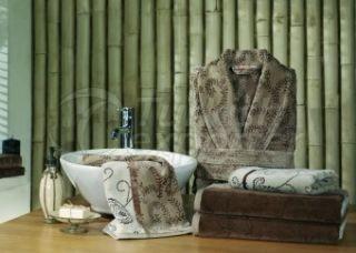 Towel - Bathrobe Sets Empire