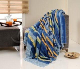 Cotton Blanket Colormix