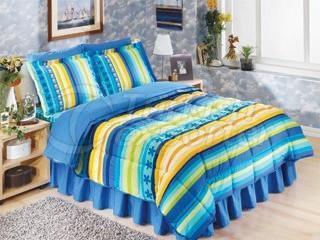 Ranforce Sleeping Sets Colormix Blue