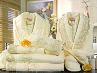 Towel - Bathrobe Sets Hanedan