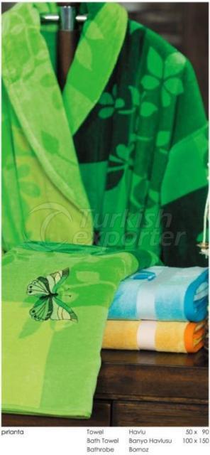 Towel - Bathrobe Sets Diamond