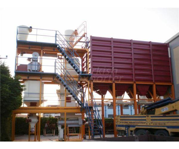 Feed Mills Containerised