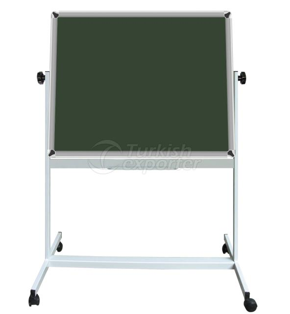 Mobile Double Side Enamel Board
