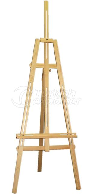 Big Pine Easel Natural