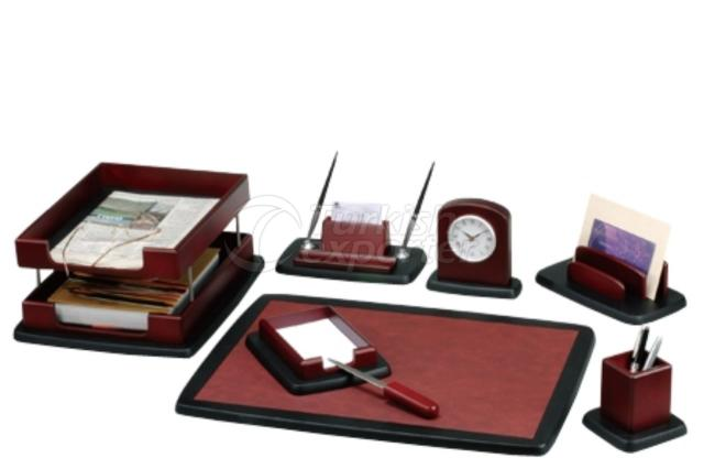 Wooden Deskpad Sets