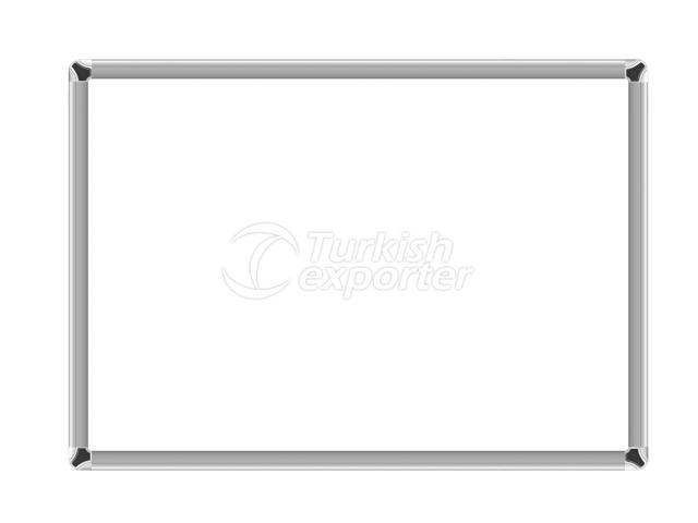 Hang Type Whiteboard White