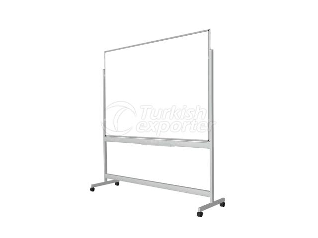 Mobile Leg Single Side Board