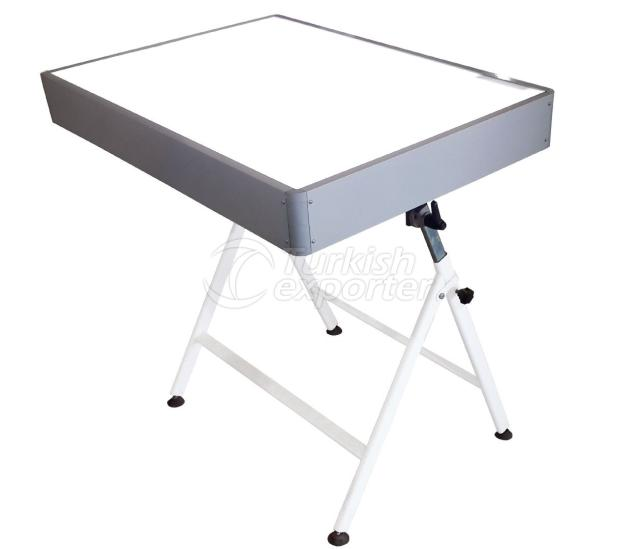 Lightened Drawing Board