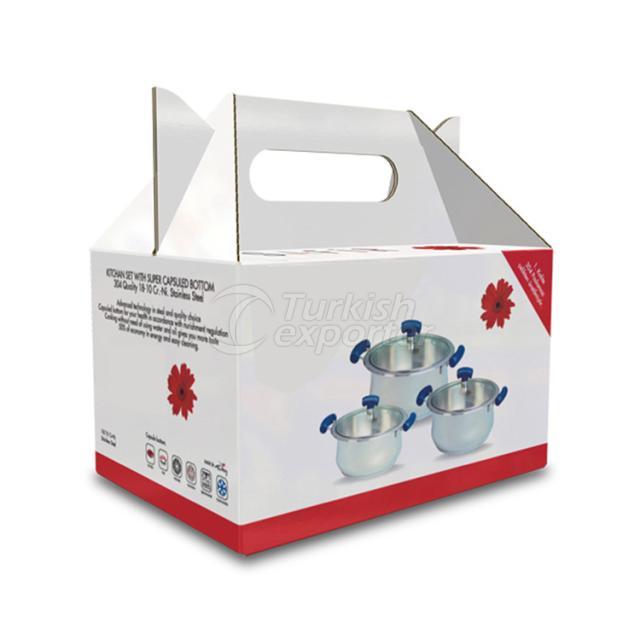 Offset Printed Box