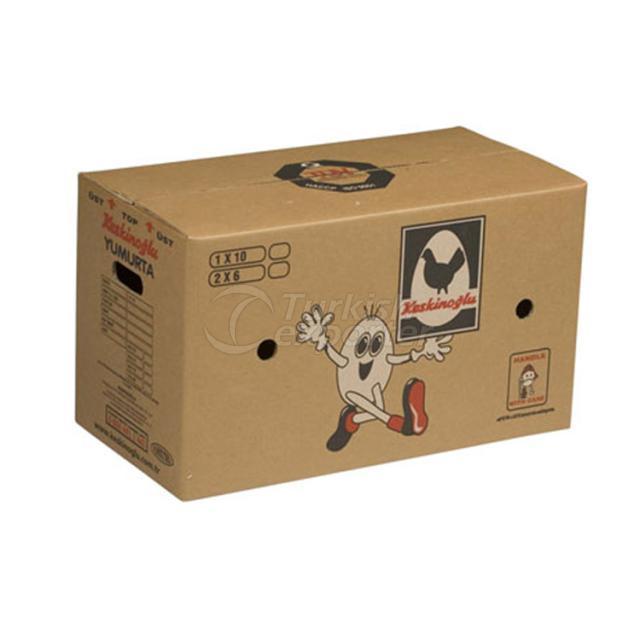 Printed Carton and Boxes
