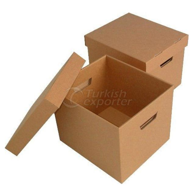 Archive Package and Folder Box