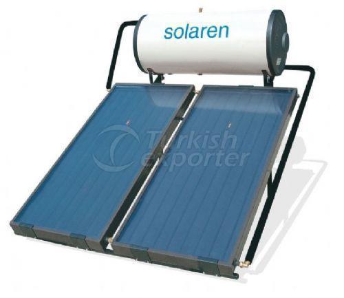 Closed Solar Energy Systems