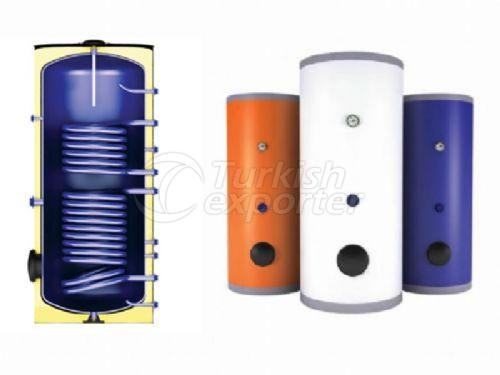 Dual Coil Boiler