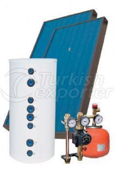 Indoor Solar Energy System