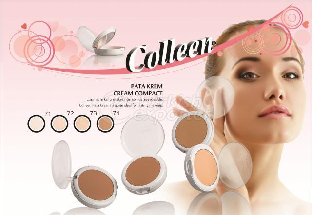 Cream Compact