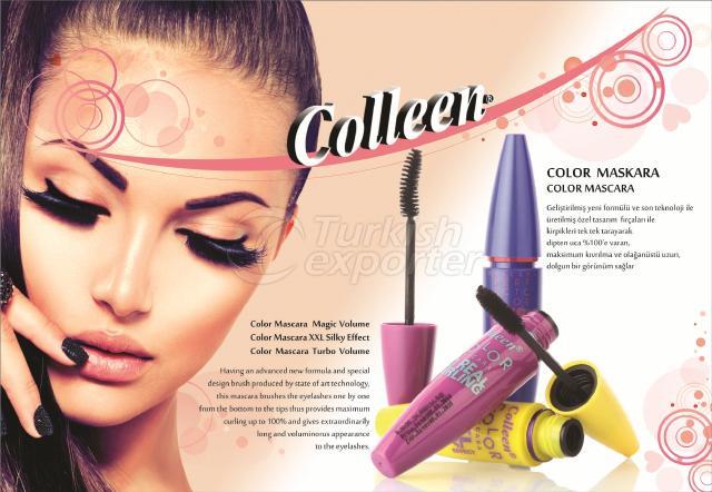 Color Mascara