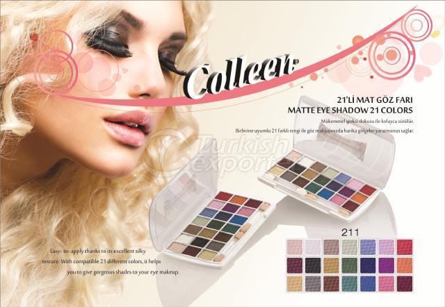 Eye Shadow 21 Colors