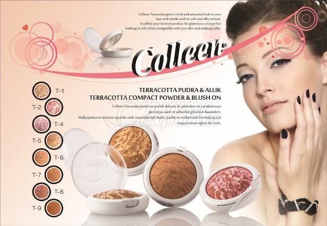 Terracotta Compact Powder - Blush On