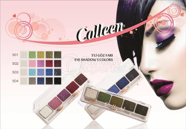 Eye Shadow 5 Colors
