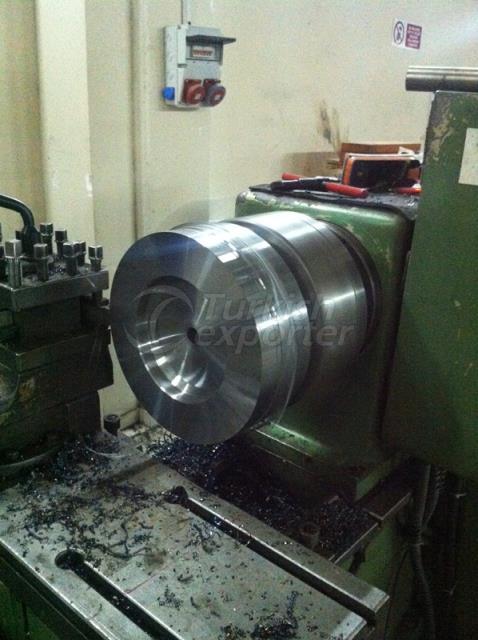 Manastech Cylinder-Press