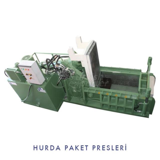 Scrap Package Press