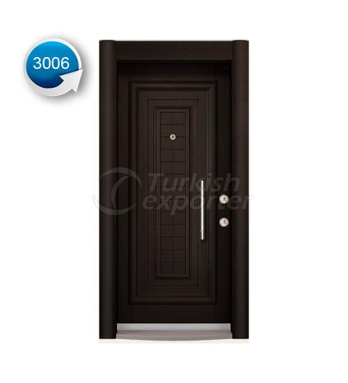 Steel Door Prestige 3006