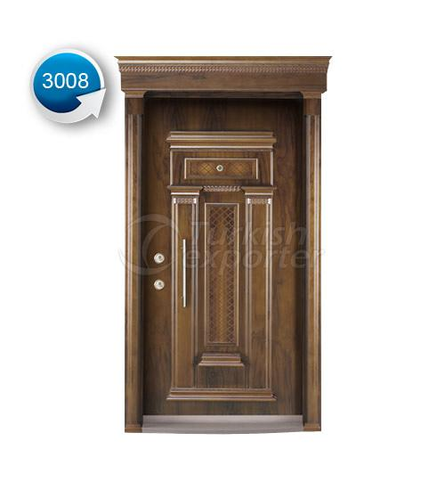 Steel Door Prestige 3008