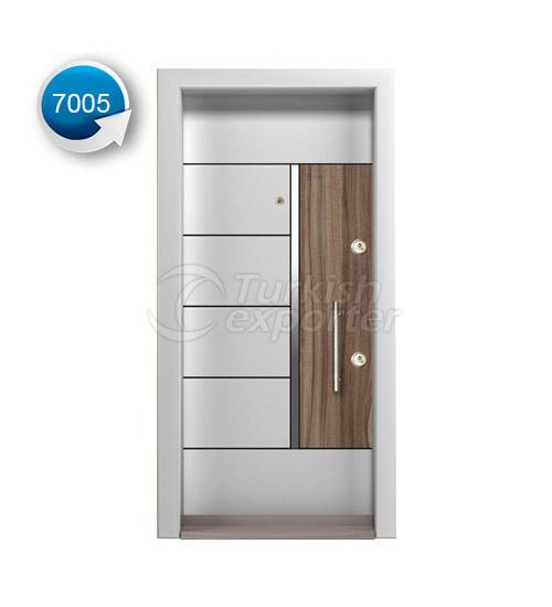 Steel Door Zenth 7005