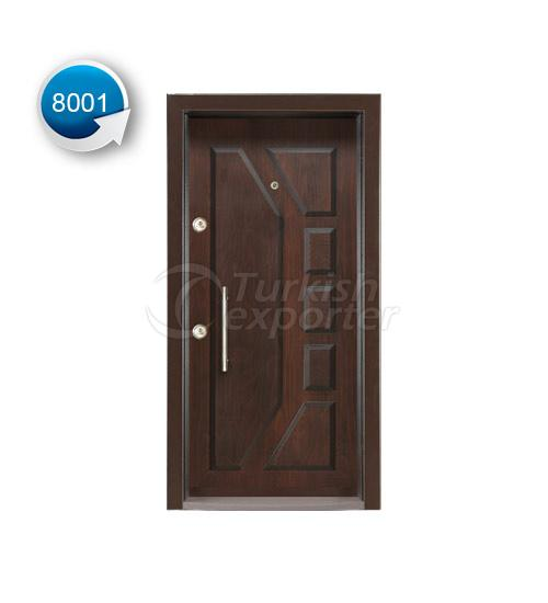 Steel Door Royal 8001