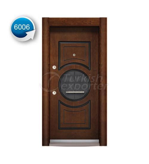 Steel Door Maxima 6006