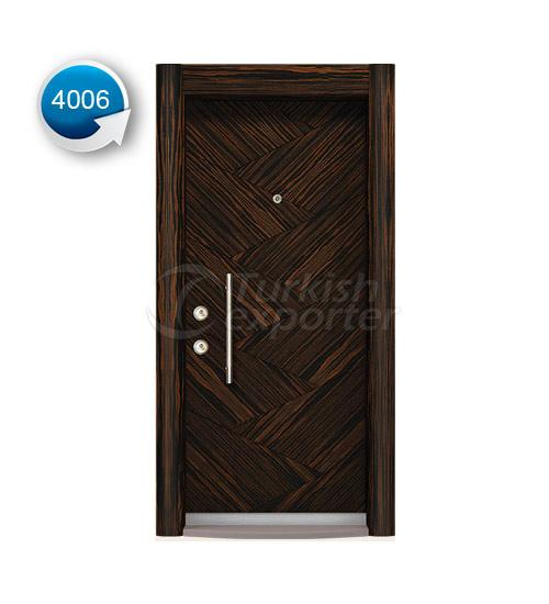 Steel Door Evolution 4006