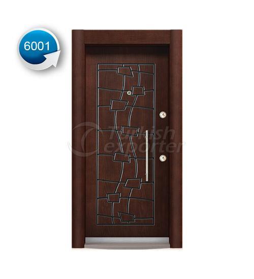 Steel Door Maxima 6001