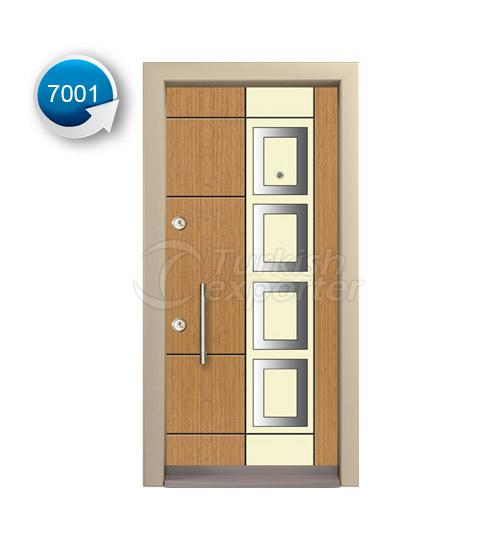 Steel Door Zenth 7001