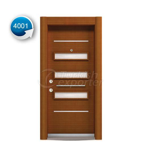 Steel Door Evolution 4001