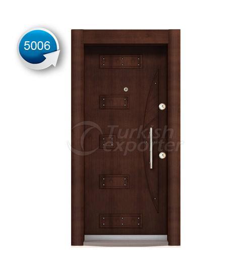 Steel Door Vera 5006